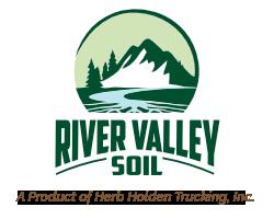 River Valley Soil Logo